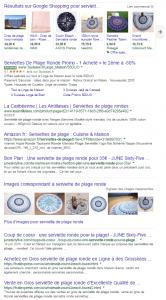 Serp google seo adwords images