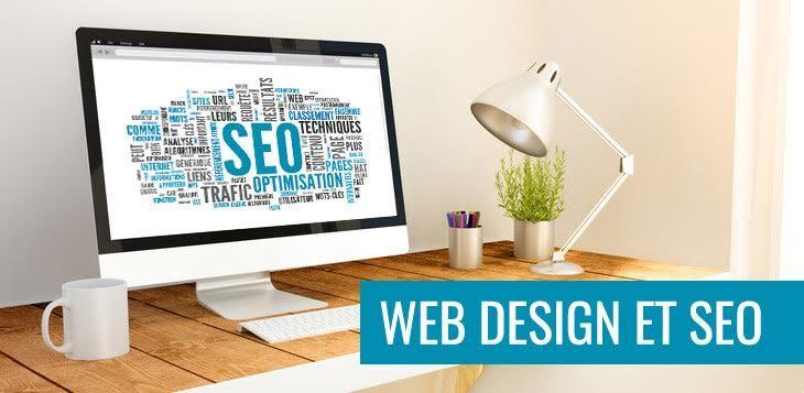 webdesign et seo