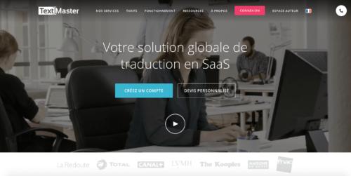 Améliorez votre référencement international avec TextMaster, agence de traduction